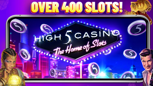 High 5 Casino: The Home of Fun & Free Vegas Slots screenshots 1