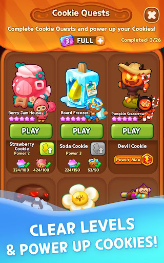 Cookie Run: Puzzle World 2.4.0 screenshots 5