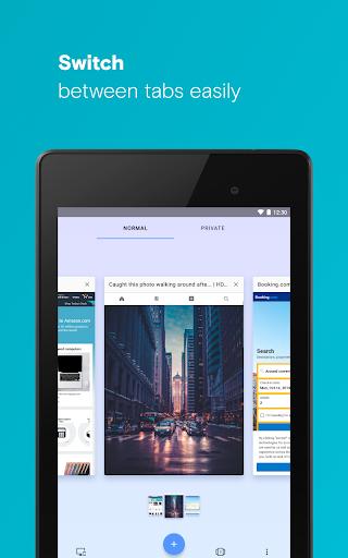 Opera browser beta  Screenshots 16