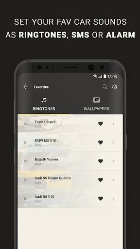 Car Sounds & Ringtones android2mod screenshots 3