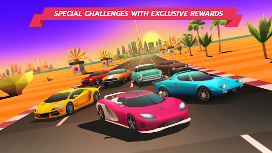 Horizon Chase - Thrilling Arcade Racing Game 1.9.30 Screenshots 12