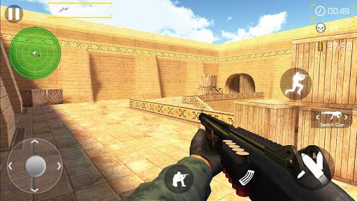 Counter Terrorist Strike Shoot  screenshots 4