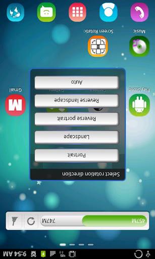 Screen Rotation Control  Screenshots 3