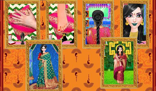 South Indian Arranged Wedding Makeover Salon apktram screenshots 2