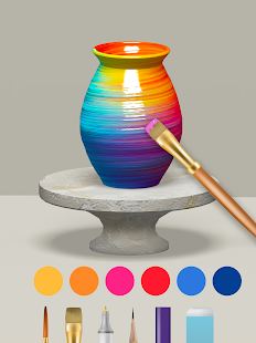 Pottery Masteru2013 Relaxing Ceramic Art 1.4.1 Screenshots 19
