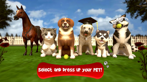 Virtual Puppy Simulator - Pet Dog Family Adventure 2.9 screenshots 16