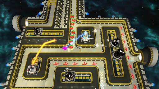 Sci Fi Tower Defense Offline Game. Module TD screenshots 14