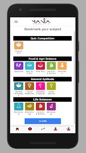 ManiaQuiz - FOOD TECHNOLOGY 0.0.6 screenshots 1