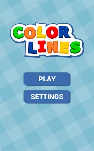 Color Lines: Match 5 Balls Puzzle Game  screenshots 4