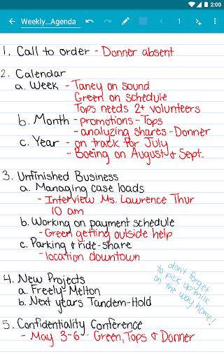 Squid - Take Notes & Markup PDFs  Screenshots 22