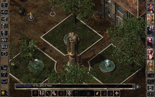 Baldur's Gate II - Screenshot 9