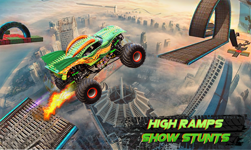 Race Off - stunt car crashing infinite loop racing  screenshots 2