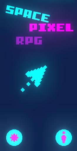game of ships retro! - space pixel rpg screenshot 1