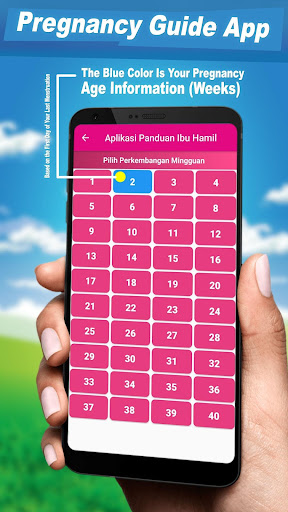 Pregnancy Guide App Pregnancy Guide App 5.0 Screenshots 11