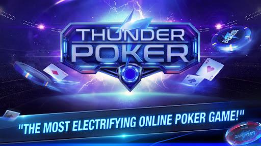 Thunder Poker : Holdem, Omaha 1.8.4 screenshots 1
