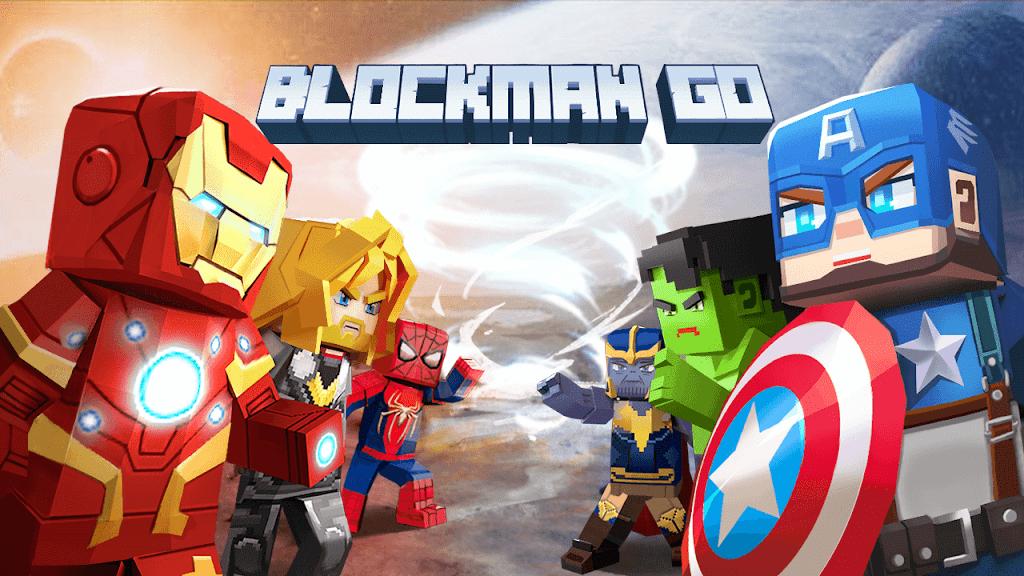 Blockman Go  poster 15