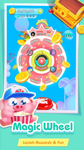 Piggy Boom-Be the island king  screenshots 2
