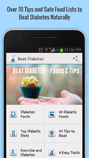 Beat Diabetes modavailable screenshots 1