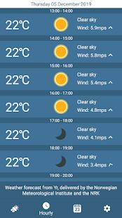 Bahrain Weather Alerts - No ads