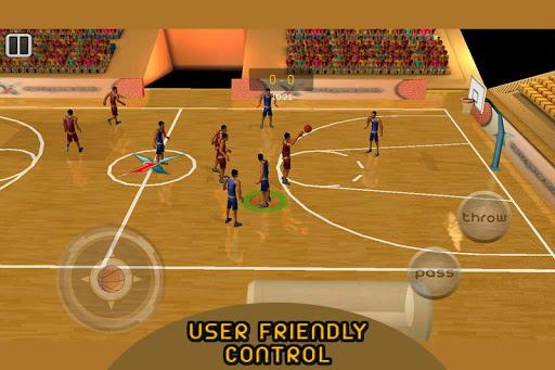 Real 3d Basketball : Full Game 1.8 screenshots 17