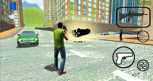 Real Gang Crime: Gangster City 2.4 screenshots 4