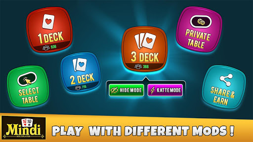 Mindi Multiplayer Online Game - Play With Friends 9.4 Screenshots 1
