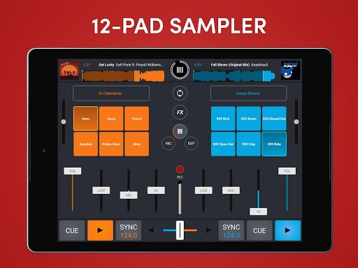 Cross DJ Free - dj mixer app 3.5.8 Screenshots 9