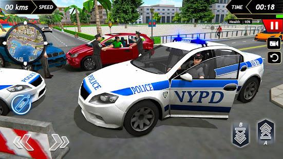 Police Car Racing 2020 Free screenshots 14