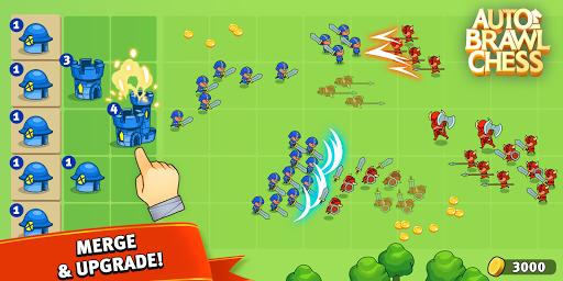 Auto Brawl Chess: Battle Royale Apkfinish screenshots 5