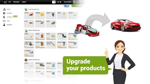 Sim Companies  screenshots 5