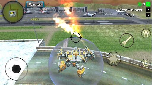 Amazing Powerhero : New York Gangster 1.0.6 screenshots 5
