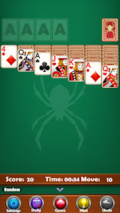 Solitaire Spider 5