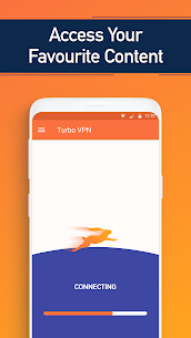 Turbo VPN Premium MOD- Free premium VPN Proxy Server & Secure Service 4