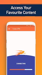 Turbo VPN- Free VPN Proxy Server & Secure Service 3.6.4 Screenshots 4