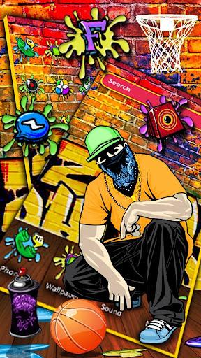 graffiti, pop, boy themes & live wallpapers screenshot 3