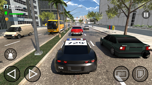 Cop Driver Police Simulator 3D apkpoly screenshots 17