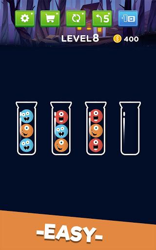 Ball Sort - Color Ball Puzzle & Sort Color 1.1.1 screenshots 2