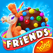 App Icon for Candy Crush Friends Saga App in United States Google Play Store