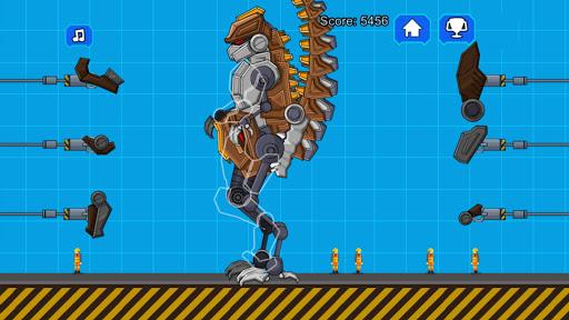 robot terminator t-rex screenshot 3