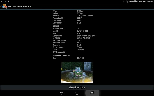 Photo Mate R3 Screenshot