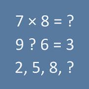 Math games - Brain Training, Math Exercises