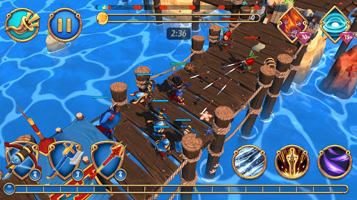 Royal Revolt 2: Tower Defense RTS & Castle Builder 7.0.0 screenshots 8