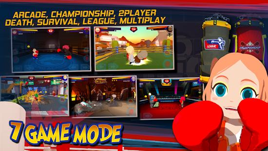 Head Boxing ( D&D Dream ) screenshots 7