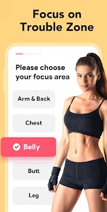 Women Workout at Home - Female Fitness Screenshot