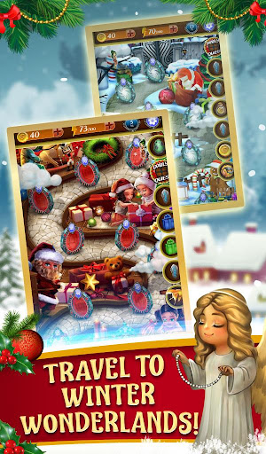 Christmas Hidden Object: Xmas Tree Magic 1.1.85b screenshots 2
