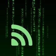 Matrix Wallpaper on Chromecast