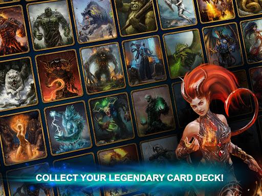 Blood of Titans: Quest & Battle Fantasy CCG screenshots 9