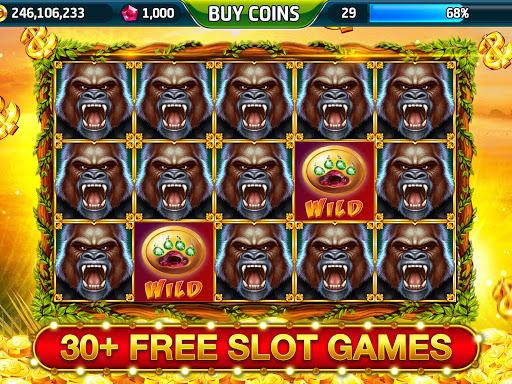 Ape About Slots NEW Vegas Casino Slot Machine Free apkmr screenshots 15