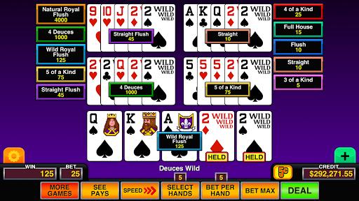 Video Poker Multi Pro Casino 1.7.1 screenshots 10