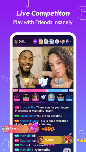LiveMe Pro - Live Stream, Video Chat&Go Live! android2mod screenshots 4